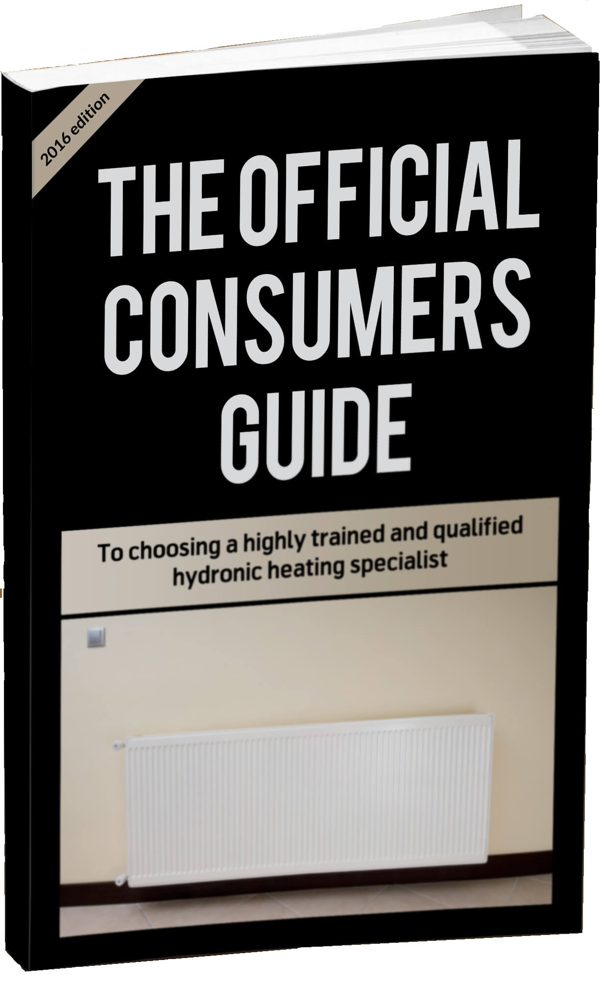 free eBook about hydronic heating